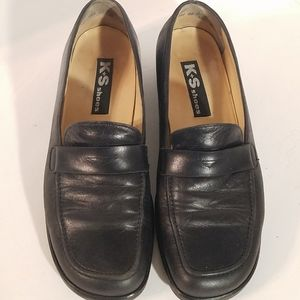 K&S Kennel & Schmenger Shoes Leather Loafers